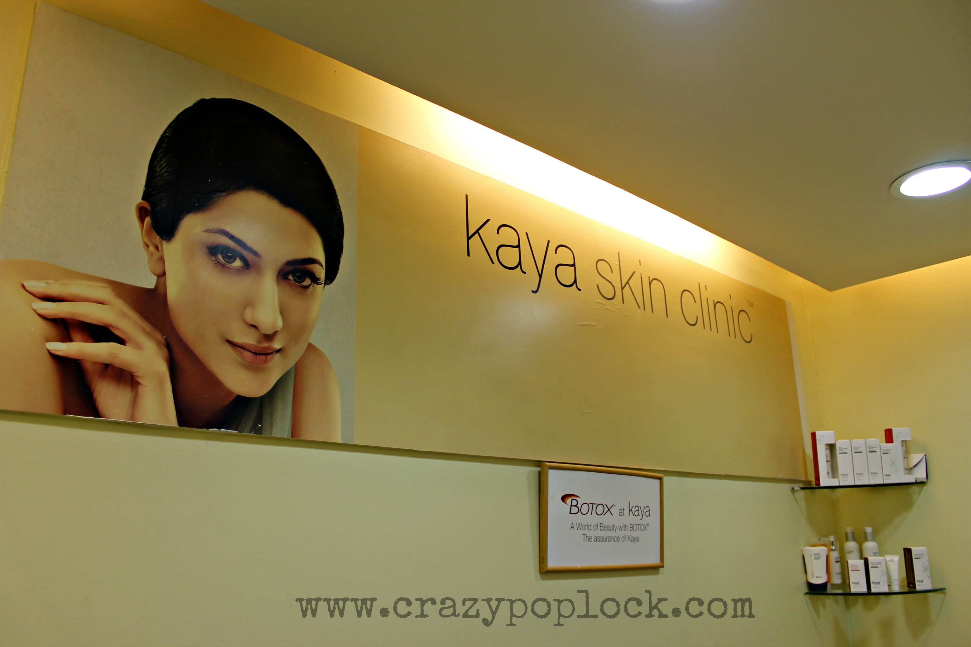 My Laser Hair Removal Experience at Kaya Skin Clinic