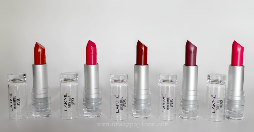 lakme lipsticks Lakme 9to5 lipsticks as you juggle long hours between your job and social life, keep your makeup game on point with lakme 9to5 lipsticks these long-wear lipsticks provide your lips with the right amount of nourishment and keep them soft for a long time.